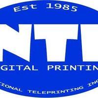 National Teleprinting logo