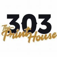 The 303 Print House logo