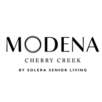 Modena Cherry Creek logo