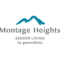 Montage Heights Senior Living logo