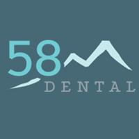 58 Dental logo