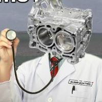 The Subie Doctor logo