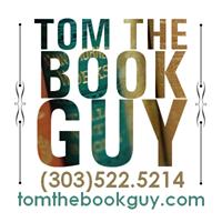 Tom The Book Guy logo