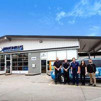 Mancinelli's Auto Repair Center logo