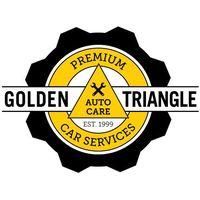Golden Triangle Auto Care logo