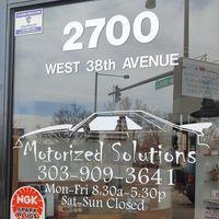Motorized Solutions logo