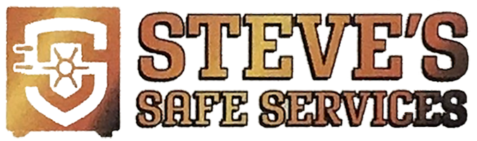Steve's Safe Services logo