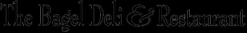 The Bagel Deli & Restaurant logo