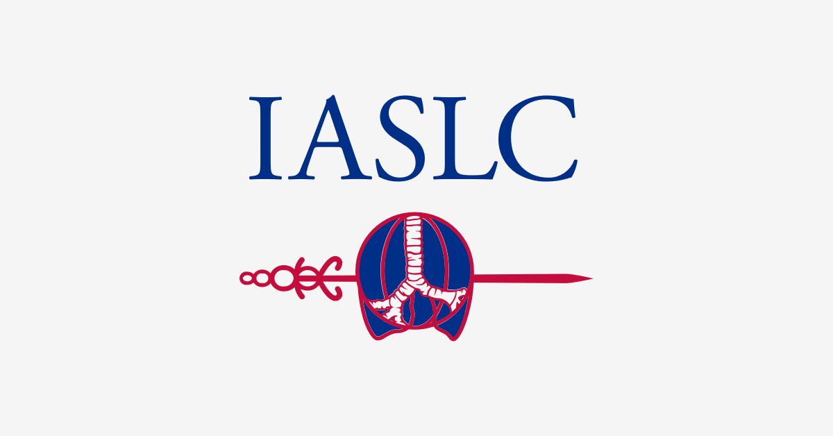 The International Association for the Study of Lung Cancer (IASLC) logo