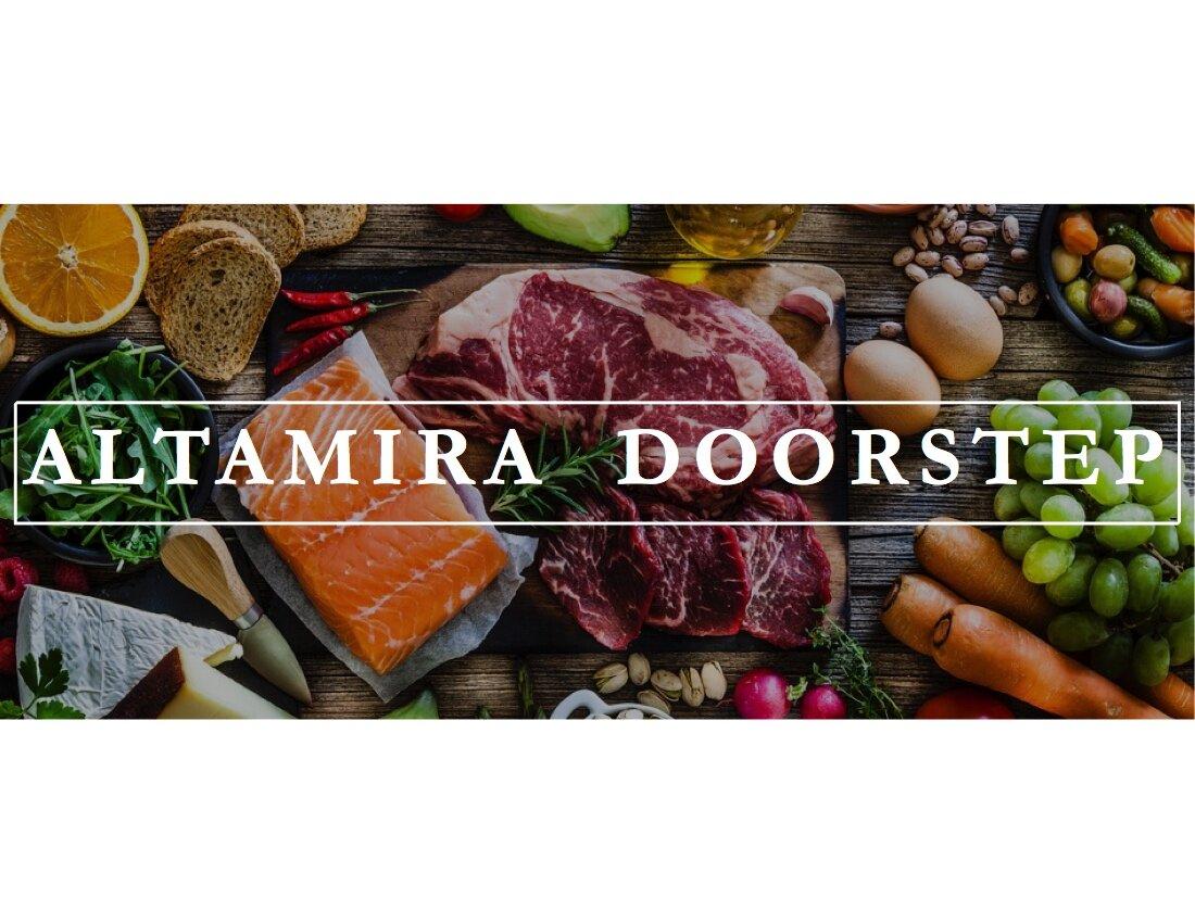 Altamira Doorstep logo