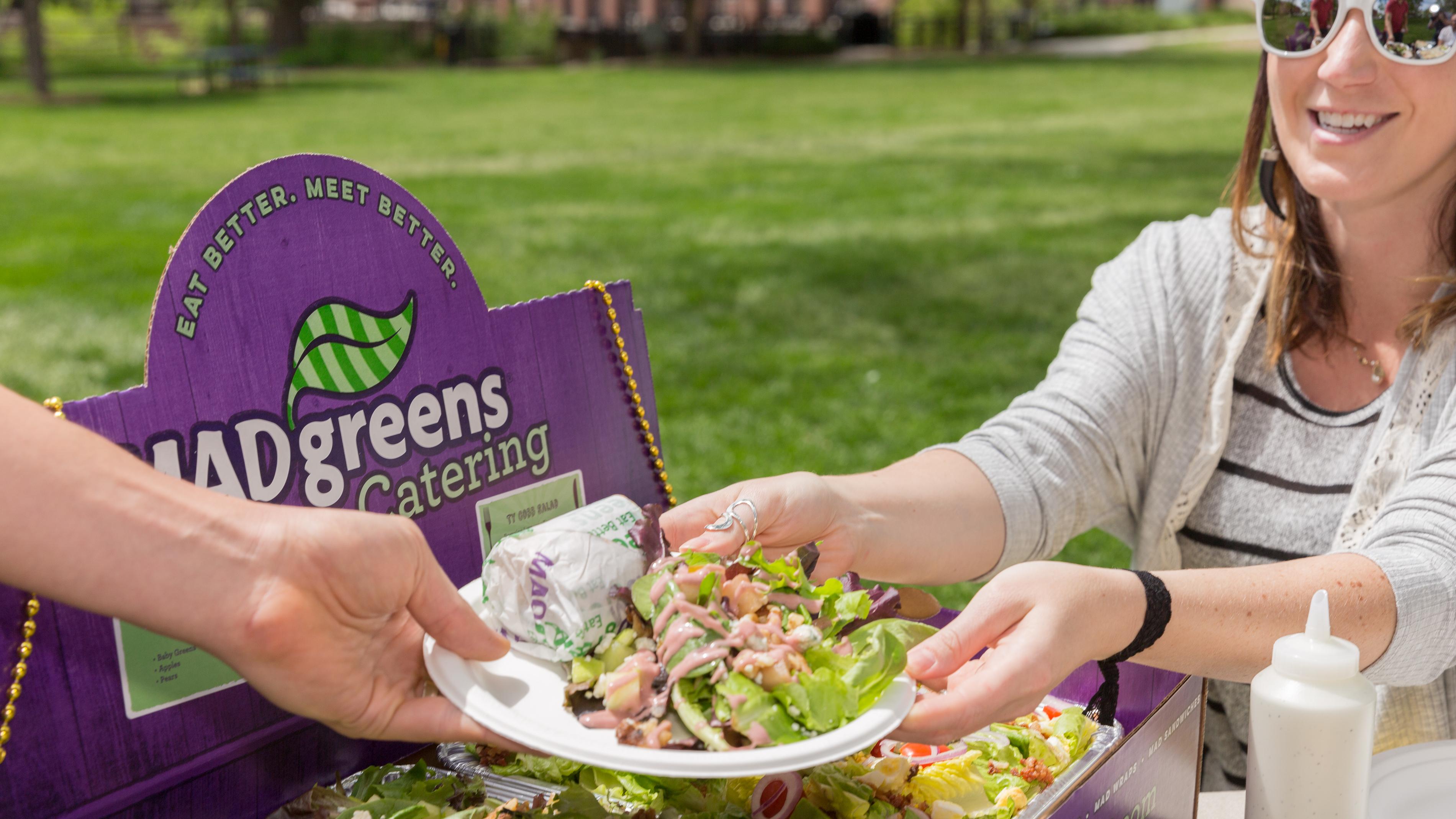 MAD Greens Salads - Downtown Denver logo