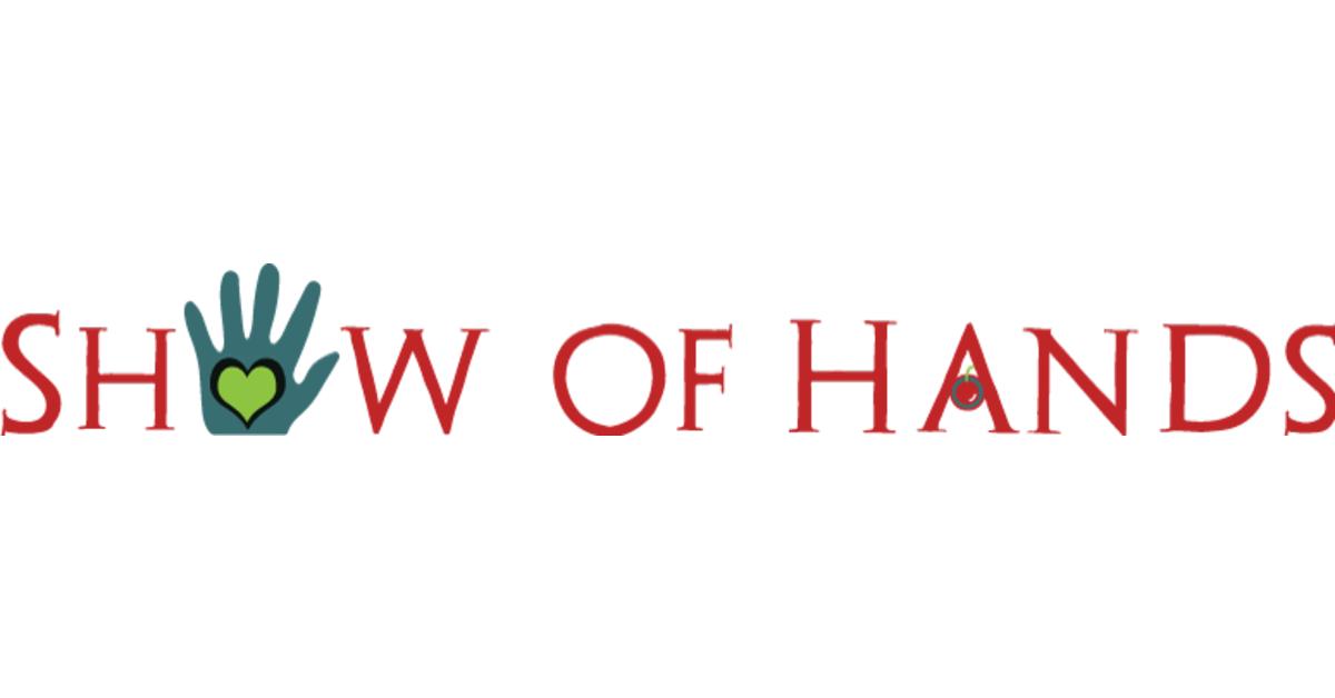 Show of Hands logo