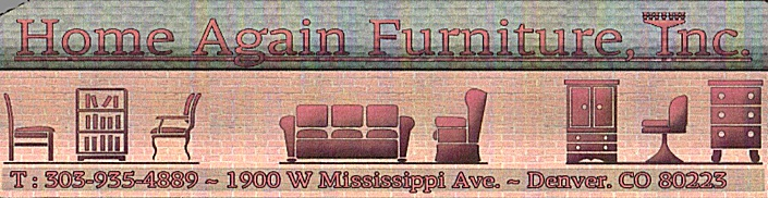 Home Again Furniture Inc logo