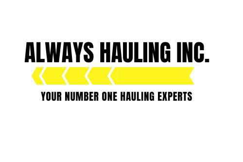 Always Hauling Inc logo