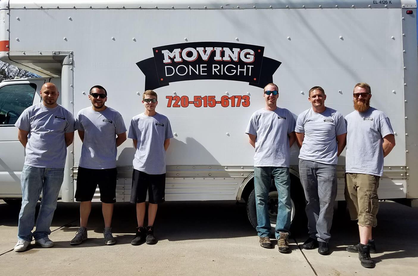 Moving Done Right Inc logo