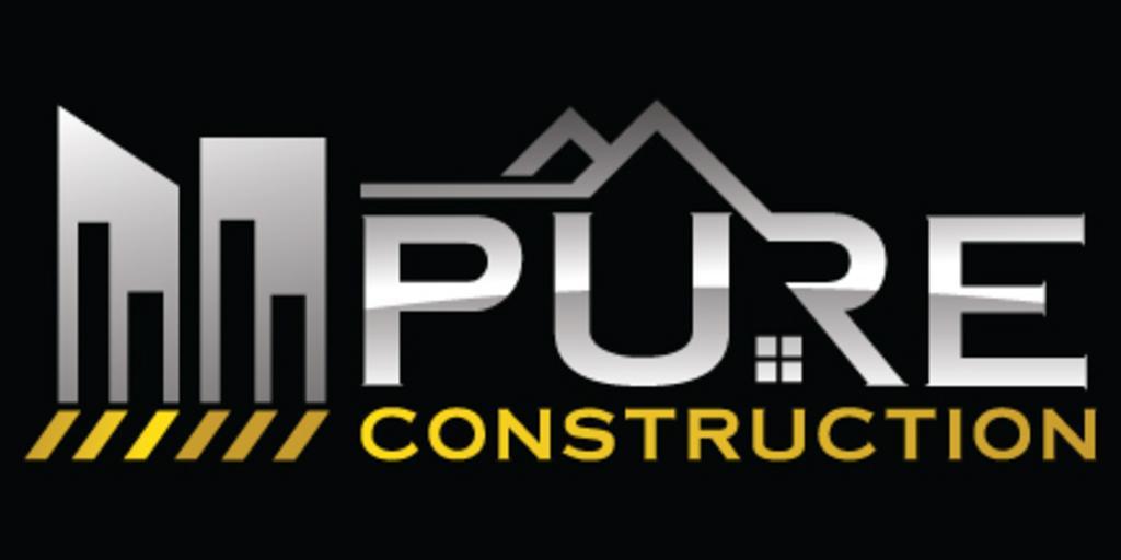 Pure Construction Denver logo