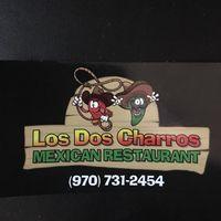 Los Dos Charros Mexican Restaurant logo