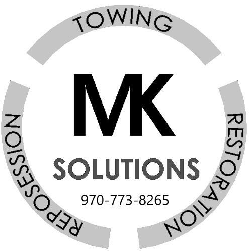 M & K Solutions LLC logo