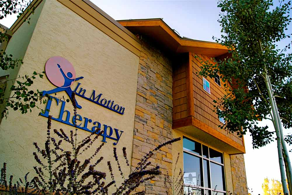 In Motion Therapy Occupational & Physical Therapy logo