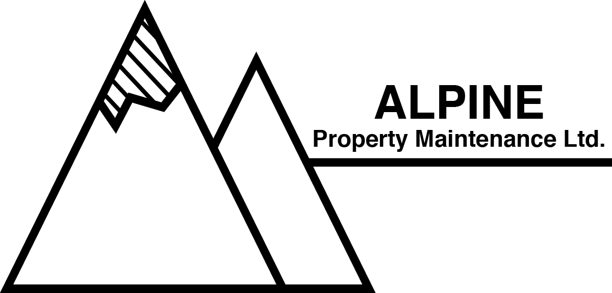 Alpine Property Maintenance logo