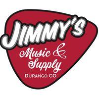 Jimmy's Music & Supply logo