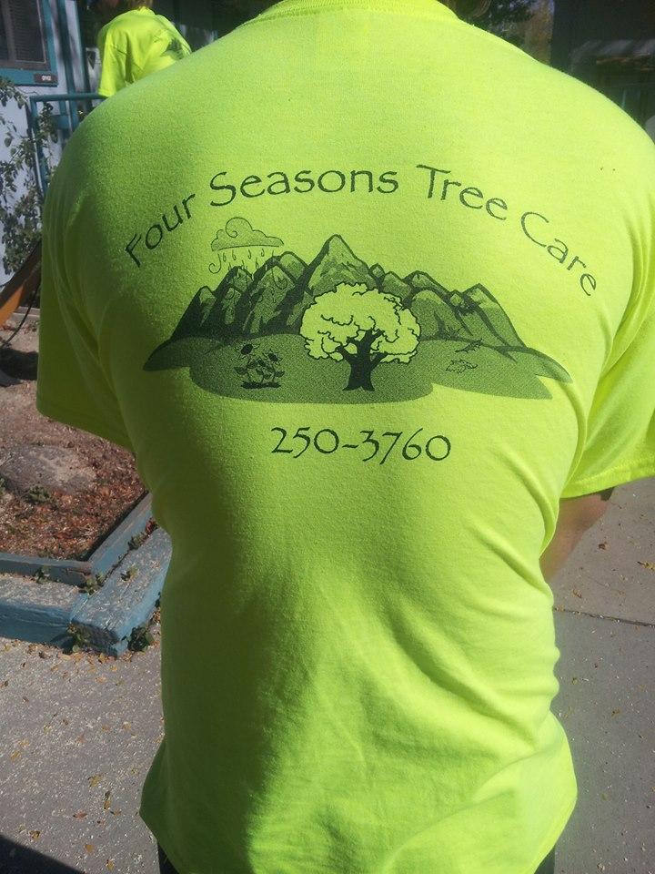 Four Seasons Tree Care logo