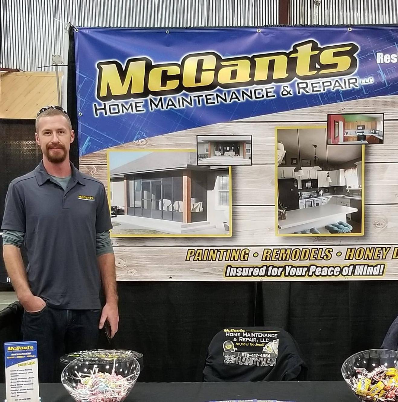 McCants Home Maintenance & Repair logo