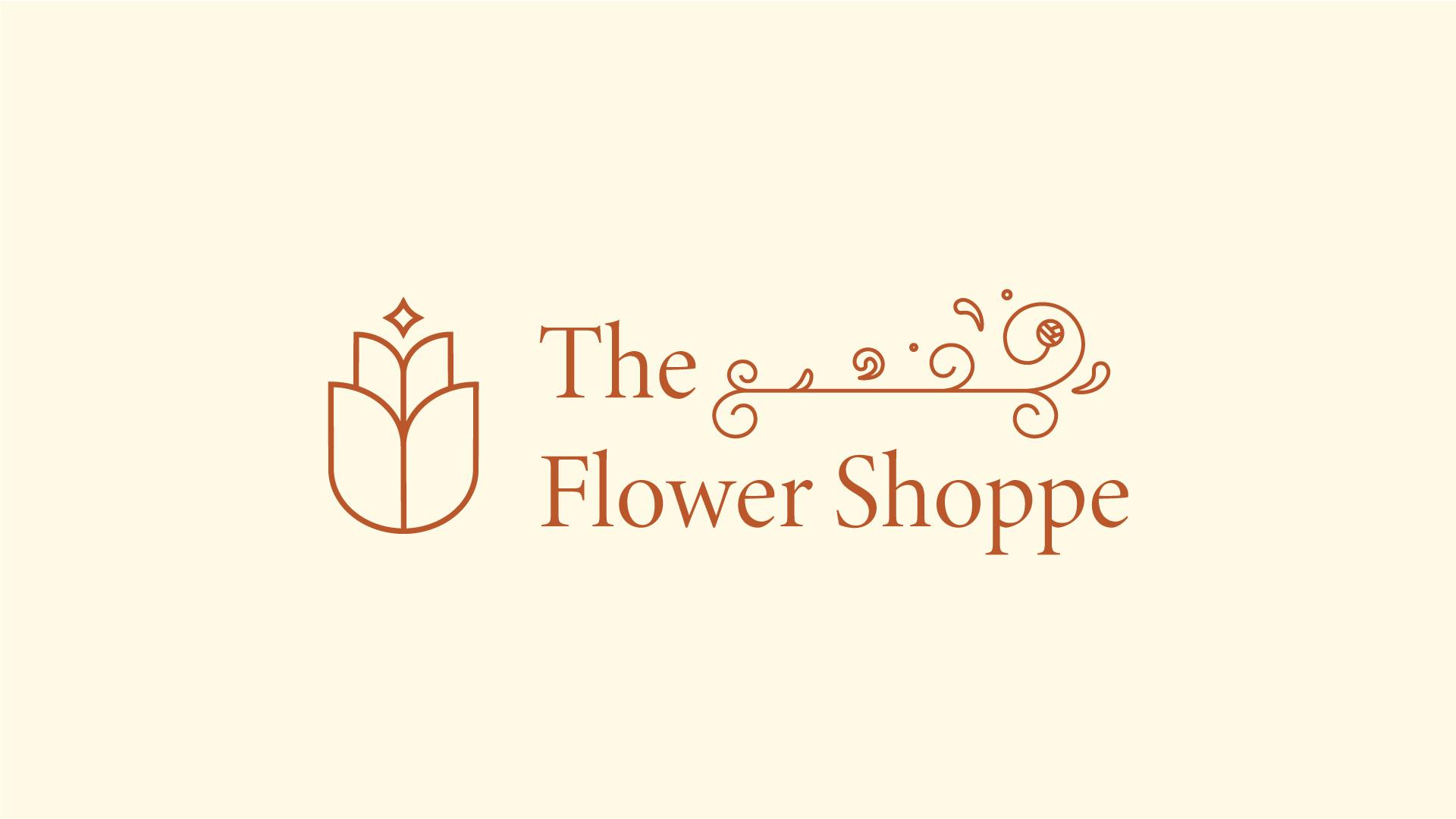 The Flower Shoppe logo