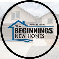 New Beginnings New Homes logo