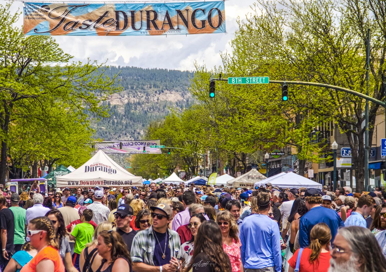 Taste of Durango logo