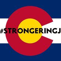 Stronger In GJ logo