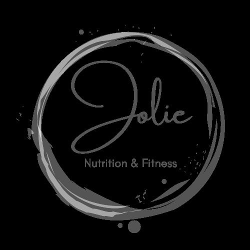 Jolie Nutrition & Fitness logo