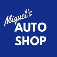Miguel's Auto Shop logo