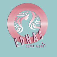 Edna's Super Salon logo