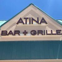 Atina Bar + Grille logo