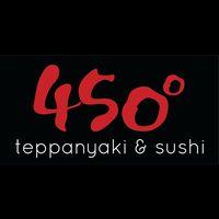 450 Teppanyaki logo