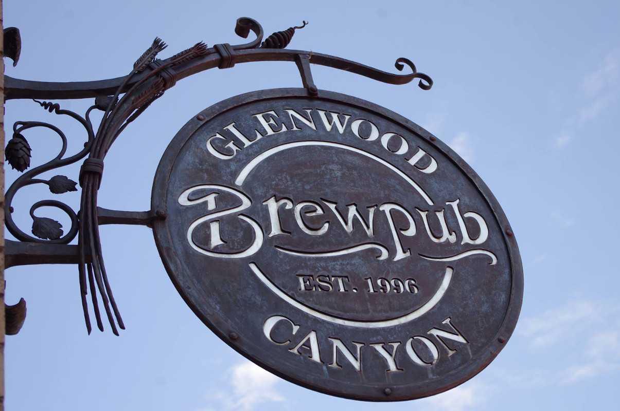 Glenwood Canyon Brewpub logo