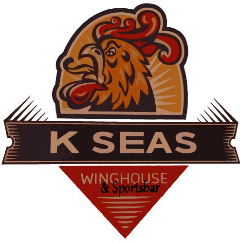 KC'S Wing House & Sports Bar logo