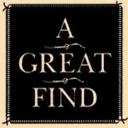 A Great Find logo