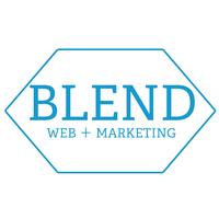 Blend Web Marketing logo