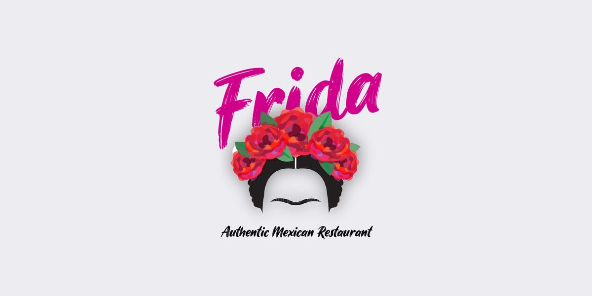 Frida Authentic Mexican Food logo