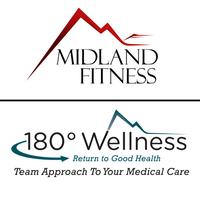 Midland Fitness logo