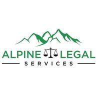 Alpine Legal Services logo
