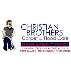 Christian Brothers Carpet & Flood Care logo