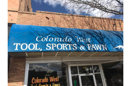 Colorado West Tool Sport & Pawn logo