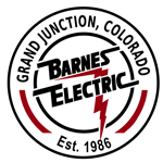 Barnes Electric logo