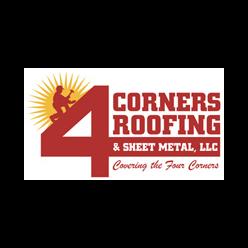 4 Corners Roofing & Sheet Metal LLC logo