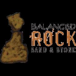 Balanced Rock Sand & Stone logo