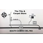 The Tile & Carpet Store Of Durango logo