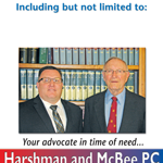 Harshman McBee & Leavitt PC logo